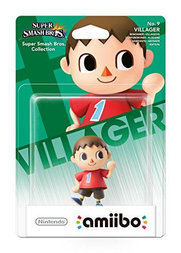 Villager amiibo Australia Nintendo Wii U