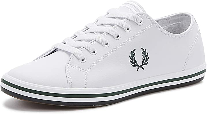 Shoes Kingston Leather White w