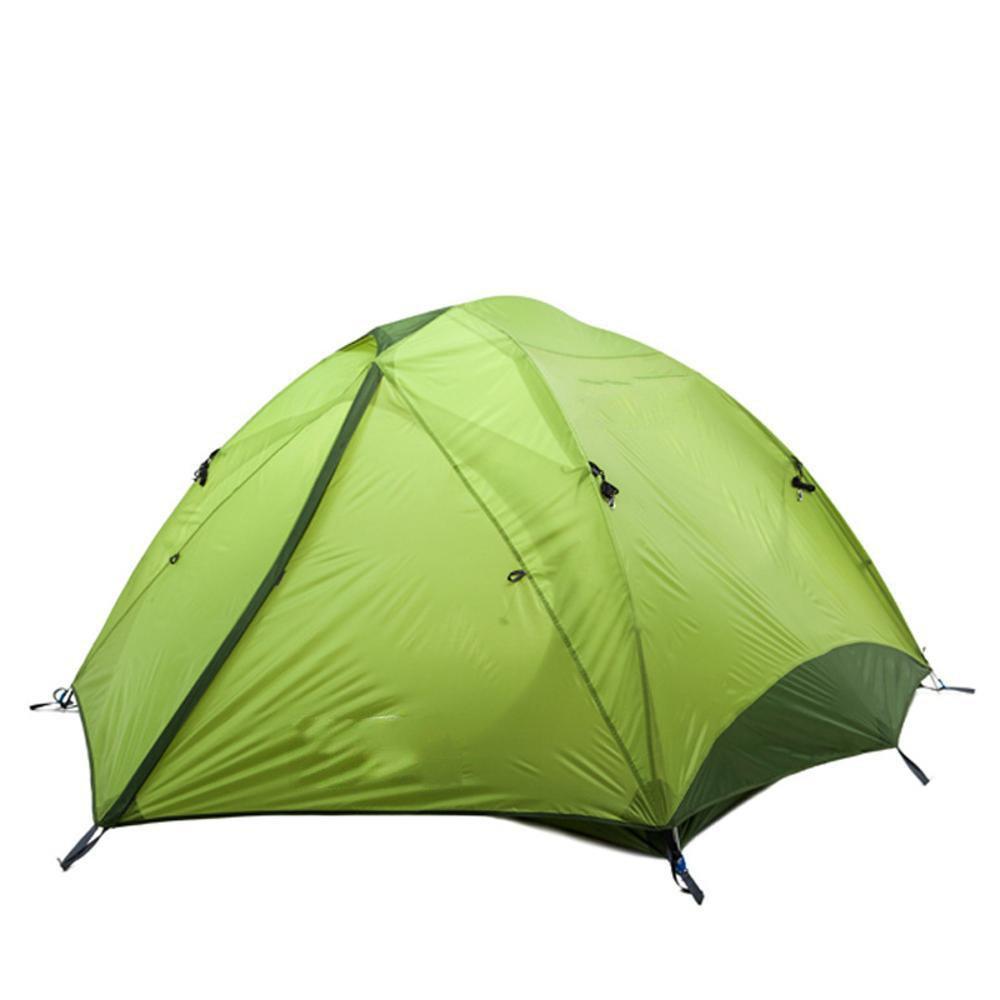 Kaxima Outdoor-Double Regensturm Camping Zelt