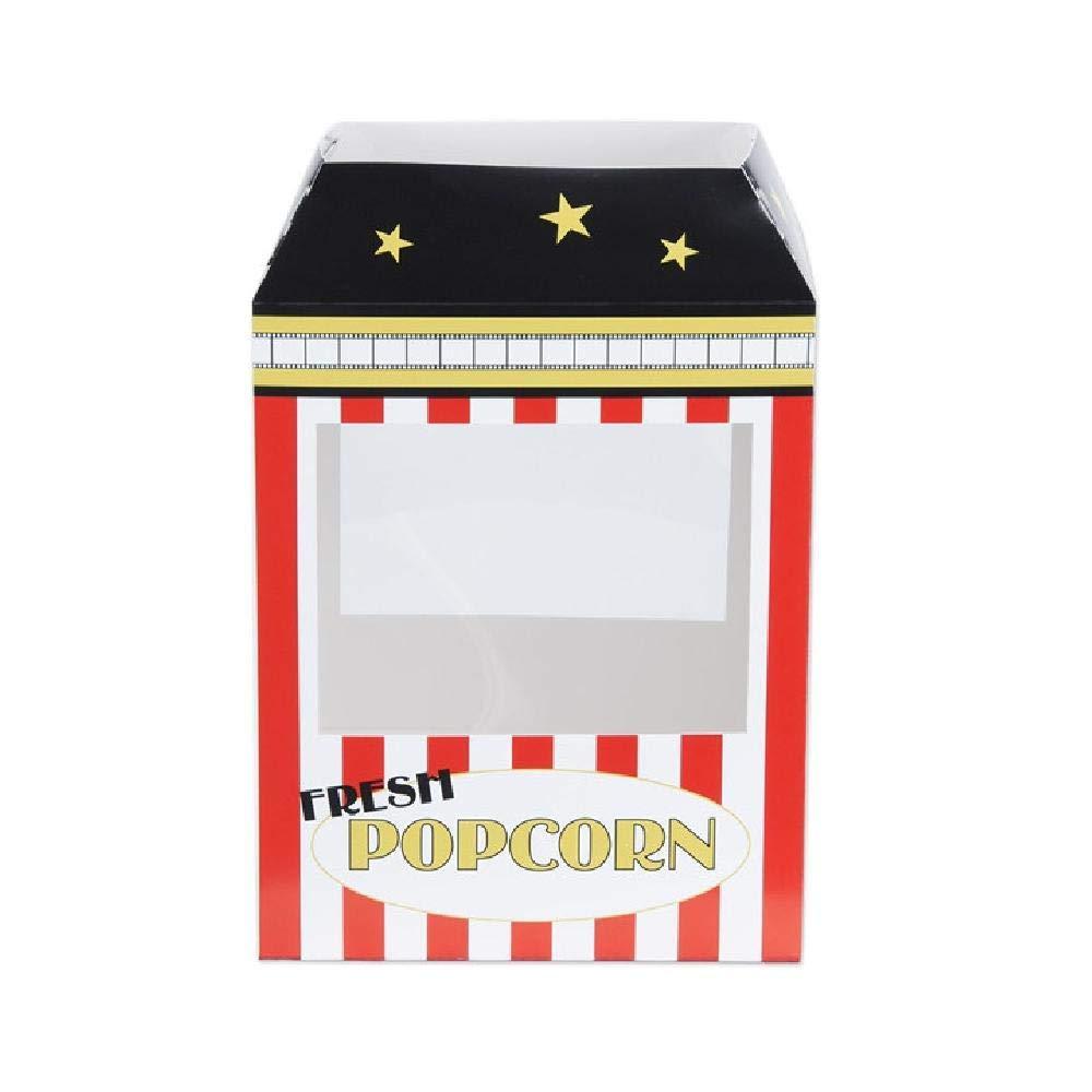 Bargain World Popcorn Machine Centerpiece (with Sticky Notes)