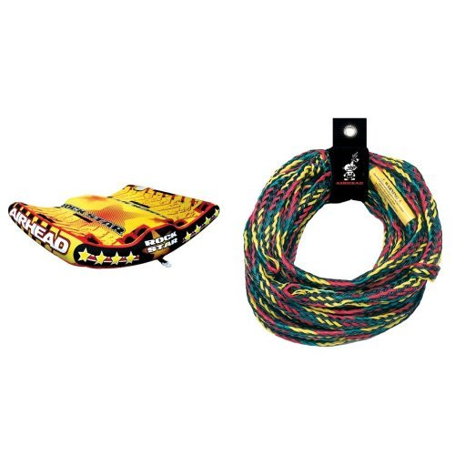 Airhead Rock Star Rope Bundle (Airhead Rock Star Towable)