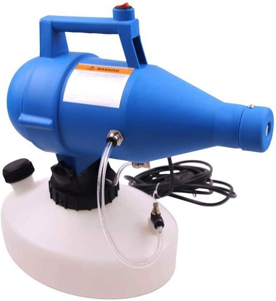 Sgxpjj Eléctrico Nebulizador Pulverizador Portátil ULV Pulverizador Electrostático Casa y Comercial Nebulizador Máquina for Interior Al Aire Libre