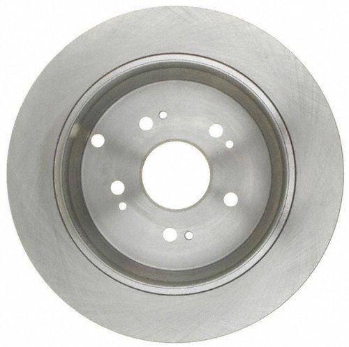 ACDelco 18A2389A Advantage Non-Coated Rear Disc Brake Rotor