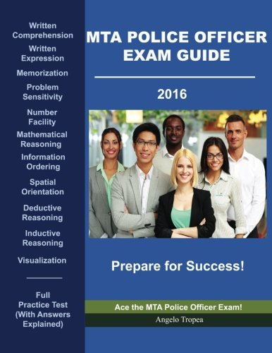 MTA Police Officer Exam Guide