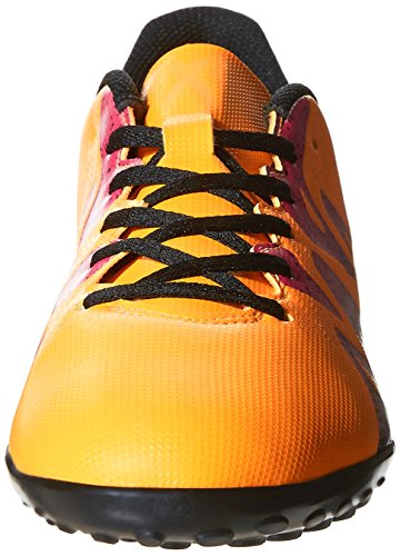 15 core Pink Orange shock X Bunt Gold Black Chaussures Compétition 4 solar De Tf Adidas Homme Football 54xqOwpxa