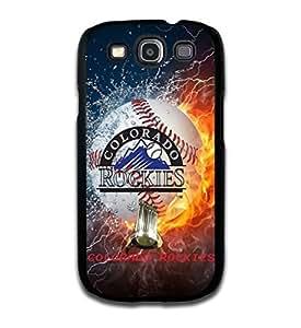 Diy Phone Custom Design Forever MLB Colorado Rockies Team Case Cover For Iphone 5/5S Cover