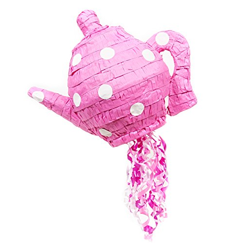 R Themed Party Costumes (Teapot Pull-String Pinata)