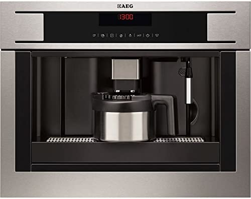 AEG PE4561-M Integrado Totalmente automática Máquina espresso 1.8L ...
