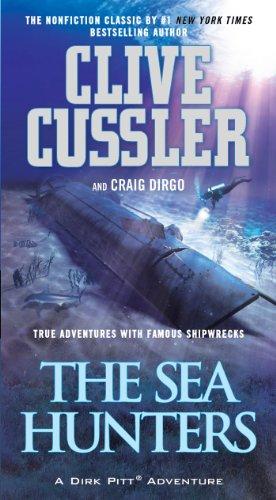book cover of The Sea Hunters