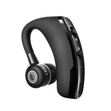 AimeFor Auriculares Bluetooth V4.0 Auriculares Bluetooth para Coche Auriculares Inalámbricos con Micrófono Celular Cancelación