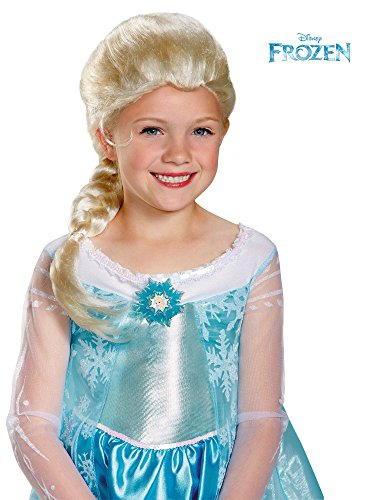 Disney Frozen Elsa Wig Child