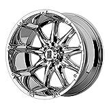 XD SERIES XD779 20x9 8x170 18mm Chrome Wheel Rim 20