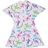 Zipadee-Zip (SMALL 3-6 months (12-19 Lbs-Up to 28 inches long), Flying Unicorns)