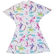 Zipadee-Zip (MEDIUM 6-12 Months ( 19-26lbs upto 32 inches), Flying Unicorns)