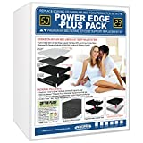 InnoMax EDGEX Power Edge Plus Pack Air Bed Restoration Kit, Twin/X-Large