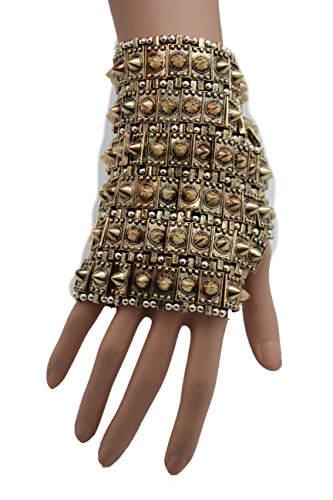 TFJ Women Fashion Jewelry Hand Chain Bracelet Slave Ring ...