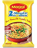 Maggi 2 Minute Masala Noodles, 140g