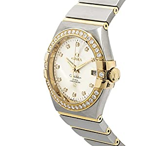 Omega Constellation automatic-self-wind mens Watch 123.25.35.20.52.002 (Certified Pre-owned)