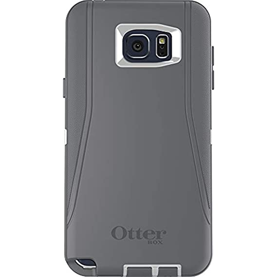 outlet store edf9c ea772 OtterBox DEFENDER Cell Phone Case for Samsung Galaxy Note 5 Grey/Sage