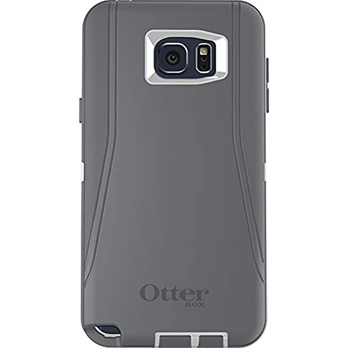 best authentic 2d9cd 03c14 OtterBox DEFENDER Cell Phone Case for Samsung Galaxy Note 5 Blue/White