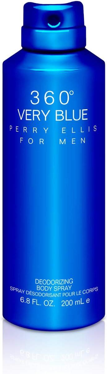 Perry Ellis 360 Very Blue by Perry Ellis Gift Set 3.4 oz