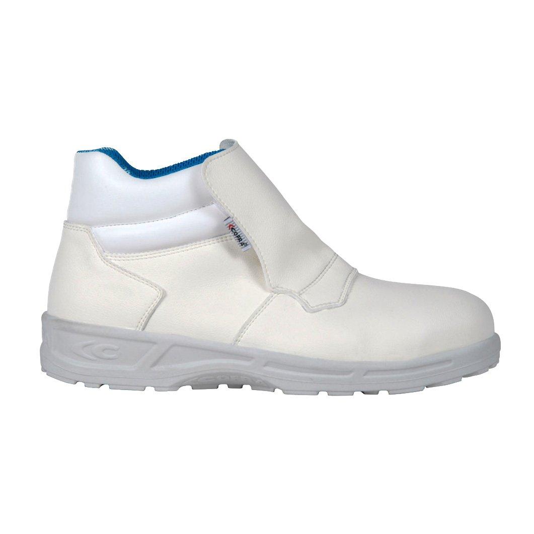 color blanco tama/ño 7,5 /000.w41/zapatos Cofra 76500/ industria alimentaria,Talos