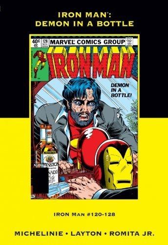 demon in a bottle iron man - 2