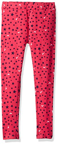 - 51OyoHNGCuL - Scout + Ro Girls' Printed Star Jersey Legging
