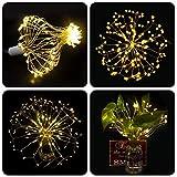 2PACK DIY Bouquet Firework Light-198LED Waterproof