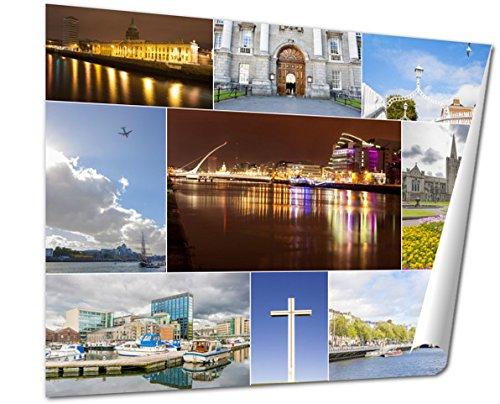 Ashley Giclee Fine Art Print  Dublin Photos Collage  16X20  Ag5678713