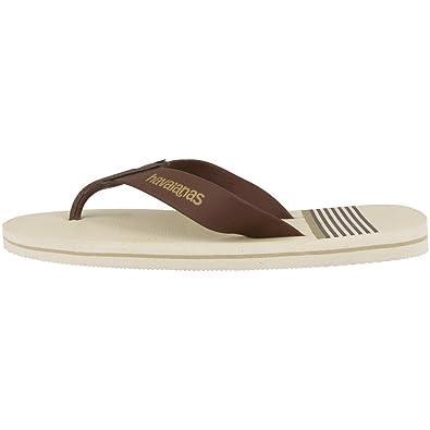 Zapatos marrones Havaianas para hombre 1HxMLq