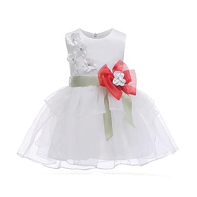 Amazon.com: milishule vestido de niña vestido de princesa ...