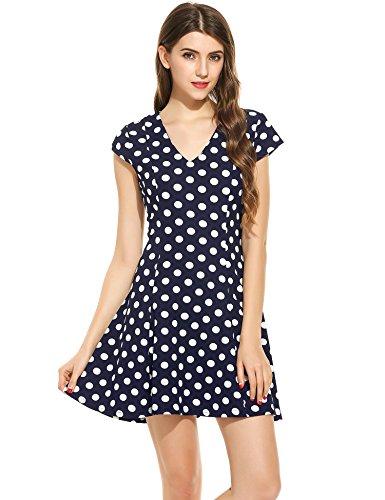 60s Mini Dress - 8