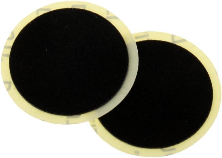 100pcs Glueless Self-Adhesive Bike Bicycle Tire Tube Puncture Repair Patch Tools