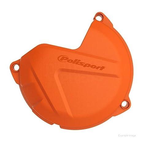 POLISPORT 8460200002 tapa del embrague pantalla – naranja