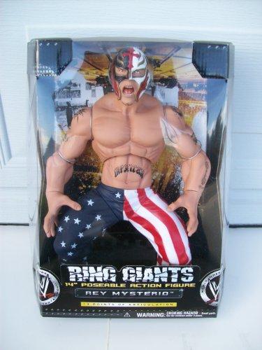 WWE Ring Giants Rey Mysterio 14