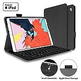 Mangotek iPad Pro Keyboard Case, 9.7 inch iPad Pro Wireless Smart Connector Keyboard. Slim Combo Lightweight Folio PU Leather Cover for iPad Pro 9.7'