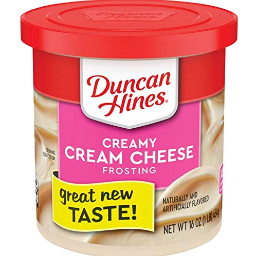 🥇 Duncan Hines Creamy Cream Cheese Frosting