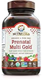 Cheap Organic Prenatal Multi Gold – 90 Veggie Capsules, Plant-based, Whole-Food Multivitamin Supplement with Co-Factors for Superior Absorption and No Unpleasant Aftertaste