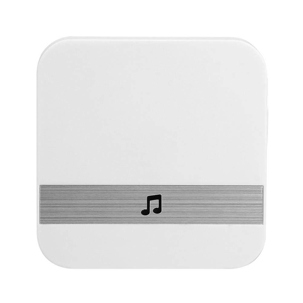 Awakingdemi B10 Chime Wireless WiFi Doorbell Receiver Matching Use With B30 Wi-Fi Video Doorbell