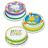 Lucks 49259 Easter Cheer Edible Image Decoration - 12 / BX