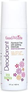 product image for Good For You Girls Aluminum Free Natural Deodorant (3 fl. oz) Kids, Teens, Tween, Vegan (Fresh Honeydew Scent)