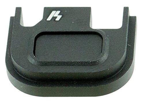 Strike SIGSPV1BK Glock V1 Slide Cover Plate Glock 17-39 Aluminum Black