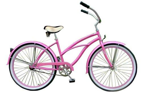 2WheelBikes Maui Beach Bike Cruiser 26 (female)