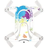 Skin For ZEROTECH Dobby Pocket Drone – Splash Of Color | MightySkins Protective, Durable, and Unique Vinyl Decal wrap cover | Easy To Apply, Remove, and Change Styles | Made in the USA