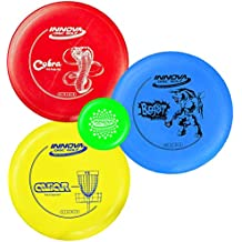 Innova Disc Golf DX Starter Set 160-180g - Colors May Vary