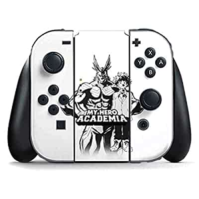 Amazon.com: Skinit My Hero Academia Nintendo Switch Joy