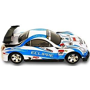 Bezrat Super-Fast Drift King R/C Sports Car Remote Control Drifting Race Car (colors may vary)