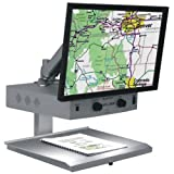Explorer Classic LCD CCTV Magnifier-3.0x-57x -19in