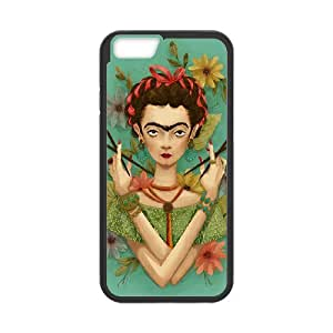 iPhone 6,6S 4.7 Inch Phone Case With Frida Kahlo Images Appearance